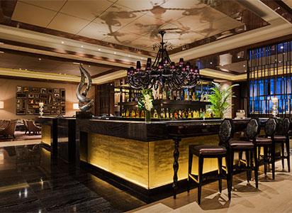 Wanda Realm BeijingLobby Lounge