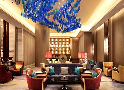 Wanda Realm GuangyuanLobby Lounge