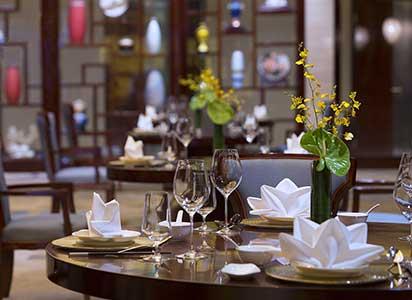 泉州富力万达文华酒店品珍中餐厅