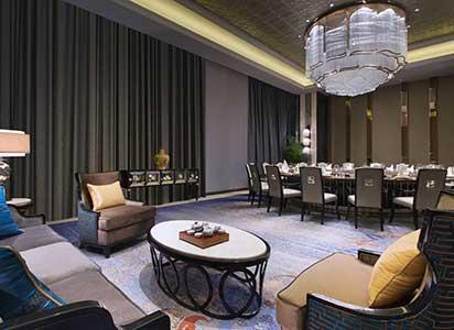 兰州富力万达文华酒店特色餐厅