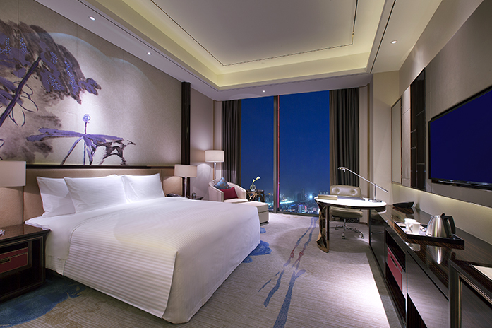 客房|高级豪华大床房