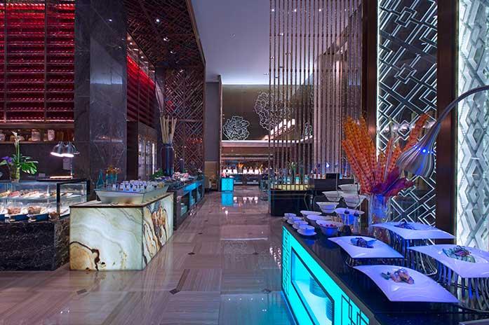 长沙万达文华酒店美食汇全日制西餐厅