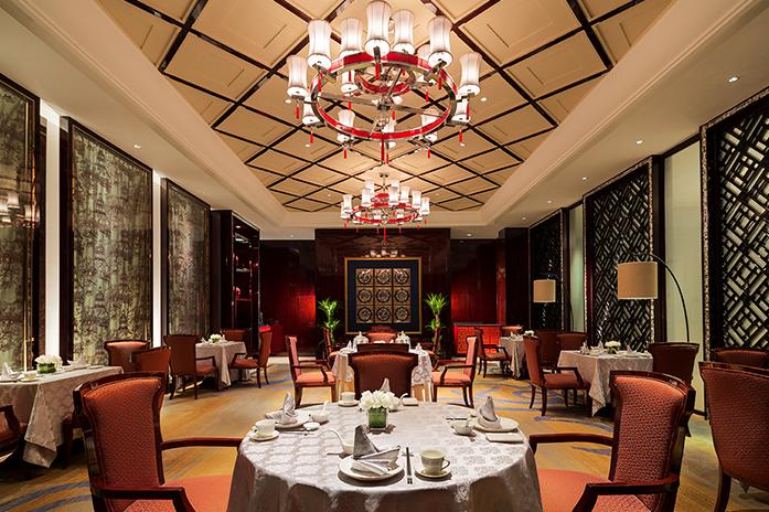 餐饮|中餐厅散台