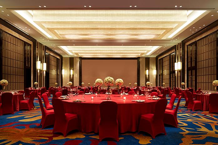 会议|大宴会厅-中式婚宴