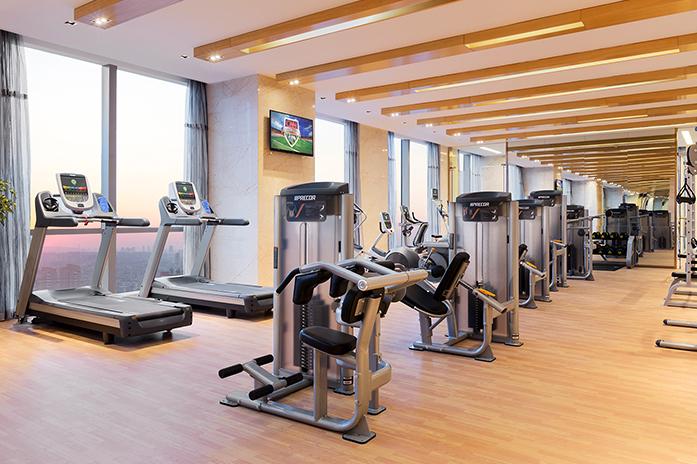 Swimming & Fitness Facilities