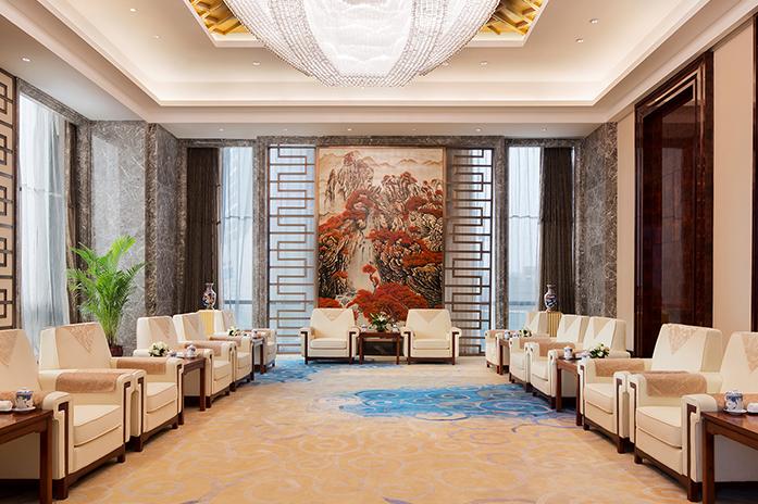 南昌万达嘉华酒店贵宾厅VIP