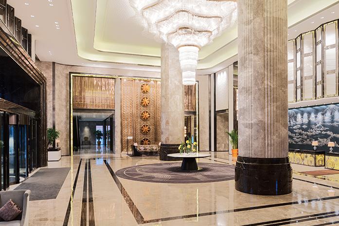 南京万达嘉华酒店酒店大堂