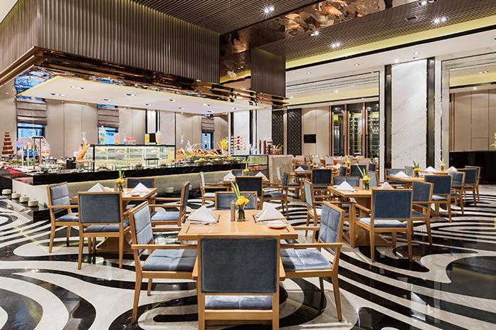 南京万达嘉华酒店美食汇全日制餐厅
