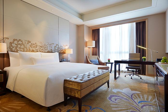 客房|豪华大床房