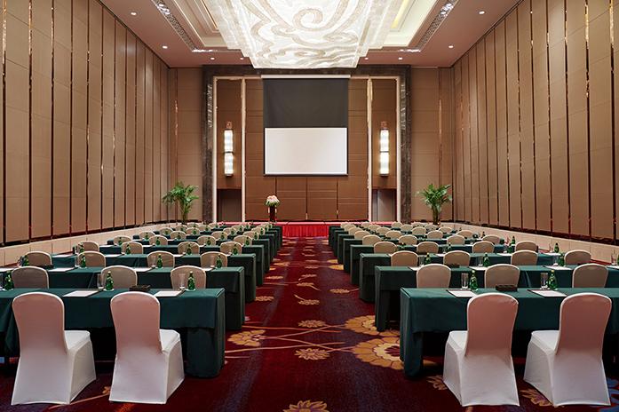 会议|大宴会厅会议摆台