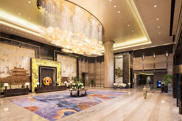 荆州富力万达嘉华酒店酒店大堂