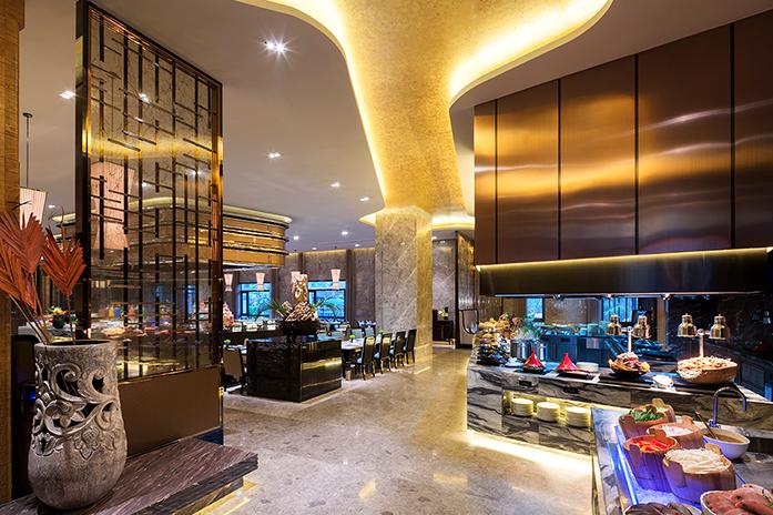 龙岩万达嘉华酒店美食汇自助餐厅