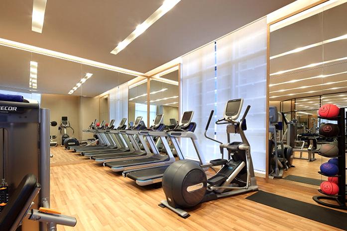 康体|健身中心