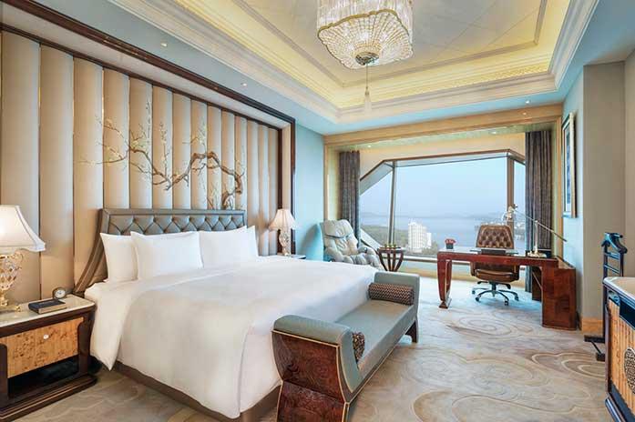 武汉万达瑞华酒店尊贵豪华大床房