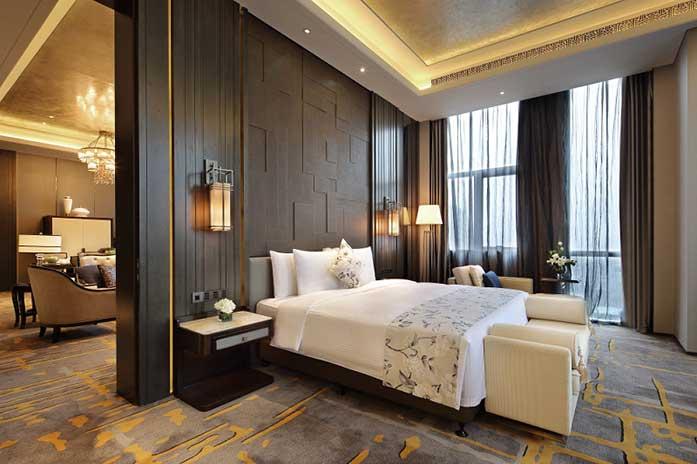 东营富力嘉华万达酒店ics园林设计真集秀图片