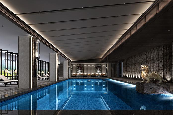 泳池 游泳池 697_464